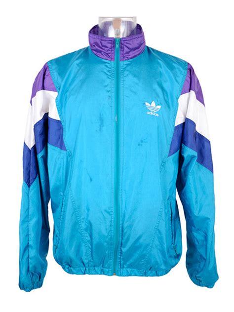 Jaket Adidas Parasut Sportswear 80 90 S Parachute Shell Sportjackets Brasco