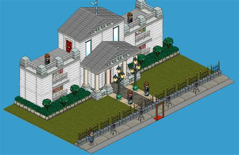 habbo house designs rakker design finish white house