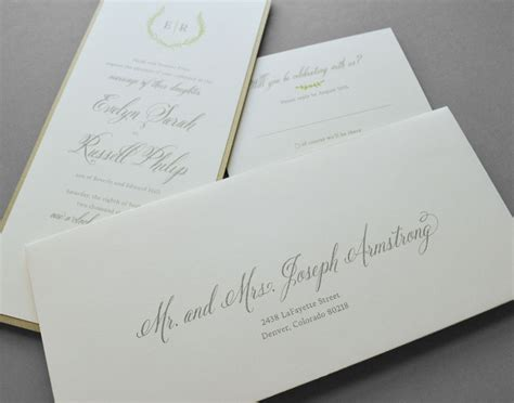 Wedding Invitations Addressing by It S All In The Details Guest Addressing Wedding Invitations