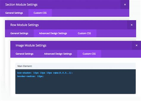 elegant themes css id exploring divi 2 4 how the custom css tab and the divi