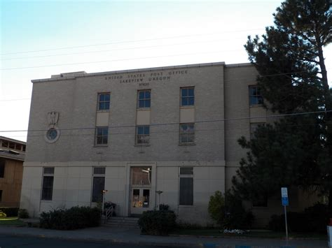 Oregon Post Office by Panoramio Photo Of Lakeview Oregon Post Office