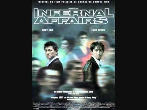film action mandarin youtube infernal affairs theme mandarin youtube
