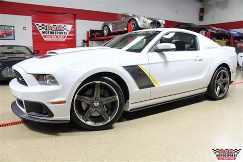 Stage 3 Roush Mustang Price by 2014 Ford Mustang Roush Stage 3 Coupe Stock M5998 For