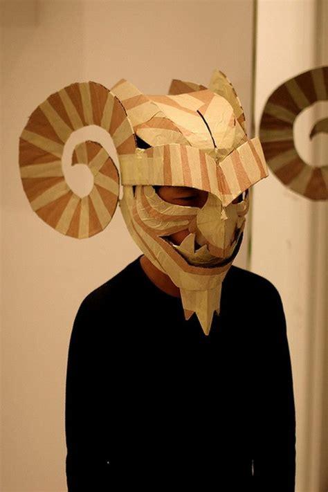 how to make diy mask 20 diy mask crafts for hative