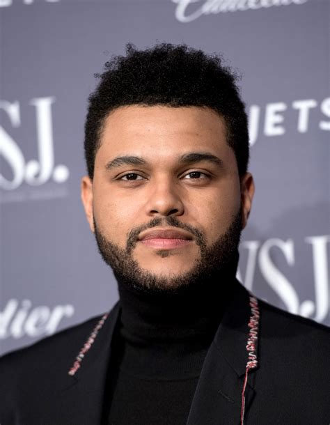the weeknd hairstyle the weeknd s new hair exactly why he cut it off people com
