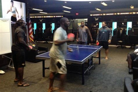 jaguars locker room table discussion the jaguars removed their beloved locker room ping pong table where do