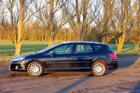 peugeot 407 estate peugeot 407 sw estate 2004 2011 photos parkers