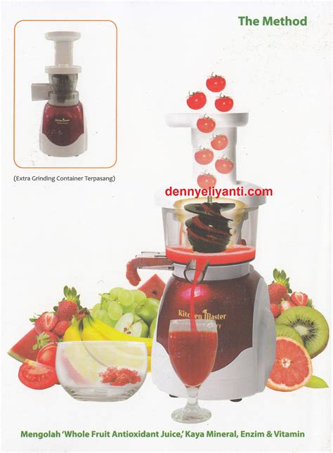 Juicer Homzace macam produk denny eliyanti newhairstylesformen2014