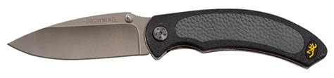 Knife Browning 037 knife cayman gray