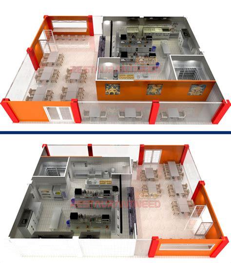 fast food kitchen design kitchen project restaurant kitchen equipment buy