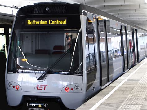 Light Rail Vehicle by Hoek Light Rail Vehicle Order Placed Railway