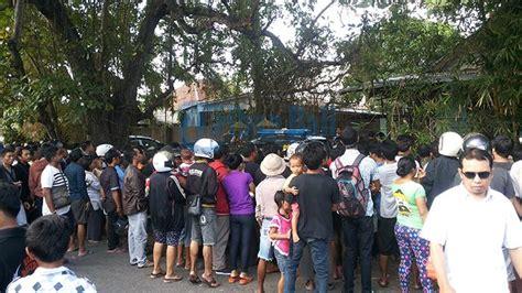 Bantal Denpasar rerajahan ditemukan di bawah bantal milik ibu angkat