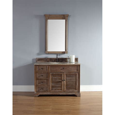 martin 48 quot single vanity driftwood free