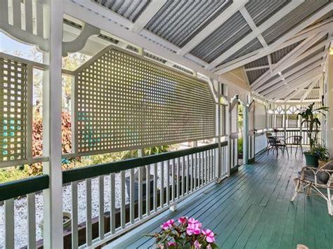 veranda doors queenslander 97 honour avenue chelmer queenslanders