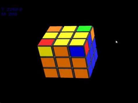 tutorial rubik layer 3 rubik s cube tutorial tagalog vertion part 4 3rd layer