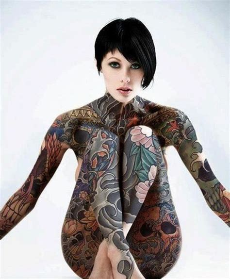 full body tattoo female 101 cool design for and