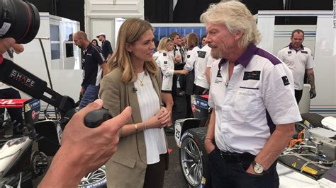 Nicki Garage by Richard Branson All Cars Will Be Electric By 2030 Cnn