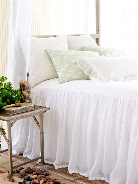 twin bed coverlets pine cone hill savannah linen gauze bedspread twin