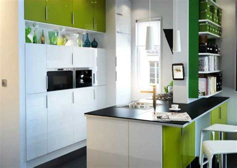 Modern Home Decor For Small Apartments Modern Kitchen Cabinet Designs For Small Spaces