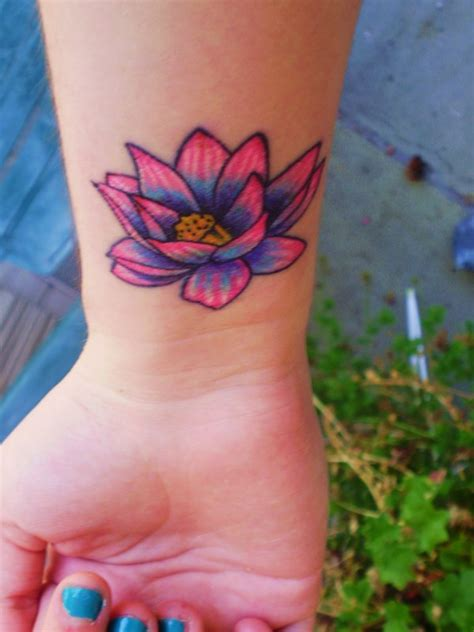 Images Of Lotus Flowers For Tattoos 41 Enticing Lotus Flower Tattoos