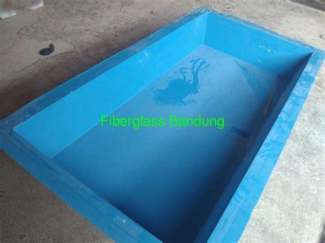 Jual Kolam Terpal Bandung bak fiber kolam fiberglass harga jual pabrikan murah