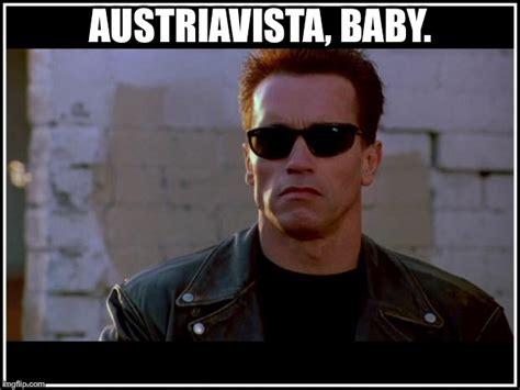 Schwarzenegger Meme - arnold schwarzenegger terminator imgflip