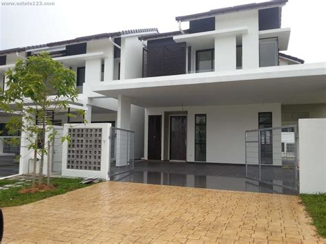 s11 house in selangor malaysia by archicentre mulberry grove freehold 2 storey link house for sale in