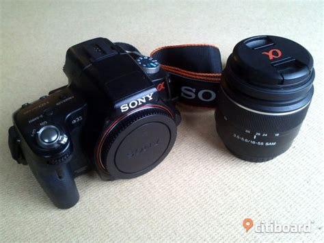 Kamera Sony Slt A33 digital systemkamera sony slt a33 tillbeh 246 r norrk 246 ping citiboard