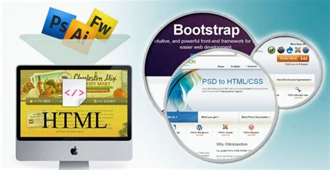 psd to html convert how to bootstrap tutorial for psd to html conversion using bootstrap responsive framework