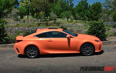 lexus rc 350 f sport for sale 2015 lexus rc 350 f sport review video performancedrive