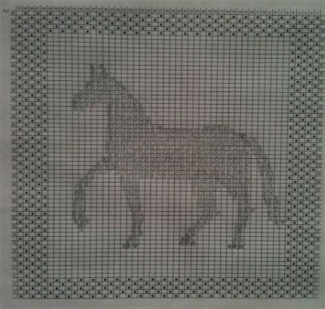 knitting pattern graph paper knit design dishcloth elna s equine art
