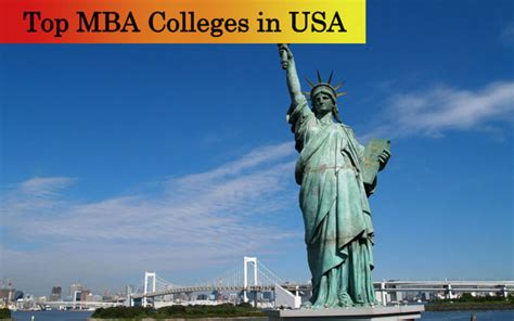 Mba In America by Mba In Usa 2017 Eligibility Application Process Fee