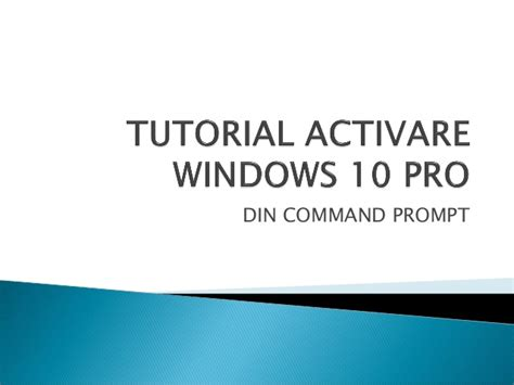 Tutorial Windows 10 Pro | tutorial activare windows 10 pro