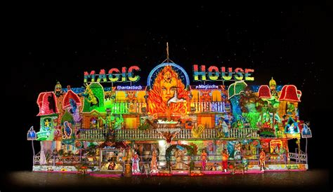 the house of magic magic house gallery