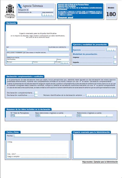 simulador renta 2016 agencia tributaria como calcular anagrama de la agencia tributaria modelo 180