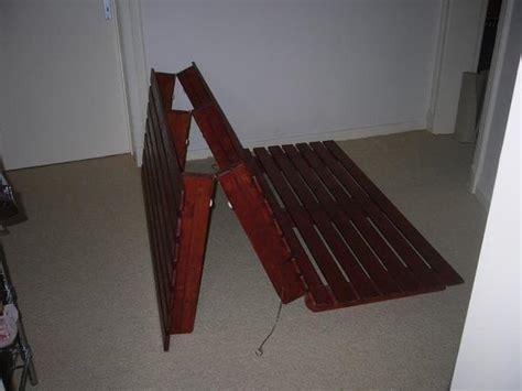 futon klappbar futon bettgestell klappbar in hamburg futonbetten