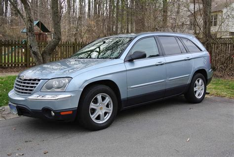 Pacifica Chrysler 2004 by 2004 Chrysler Pacifica Pictures Cargurus