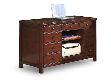 avenue office computer credenza hom furniture