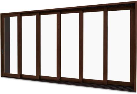 Exterior Glass Doors   Pocket or Sliding Panel Doors   Marvin