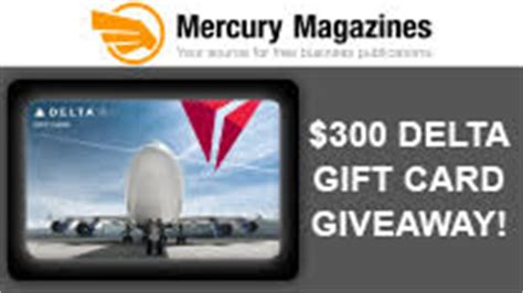 Delta Airlines Gift Cards - 300 delta air lines gift card sweepstakes mama likes this