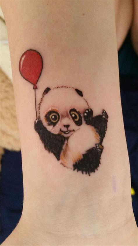 cute panda tattoo designs 23 awesome panda tattoos