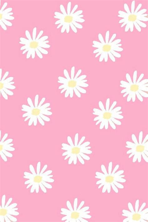 wallpaper girly flowers background backgrounds cute flower flowers girls