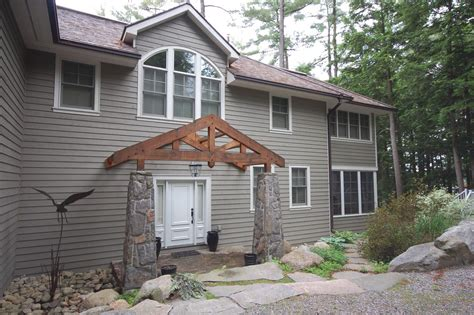 Classic Muskoka Waterfront Design And Renovation Muskoka Cottages For Sale Waterfront