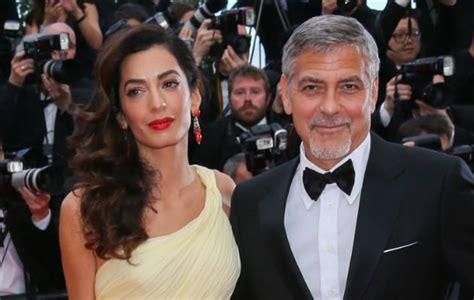 actor george clooney wife oscar winning actor george clooney and his family have a