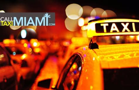 call cab comfort call taxi miami yellow cab shuttles luxury taxis and more