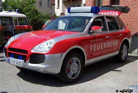 Werkfeuerwehr Porsche Leipzig by Porsche Als Notarzt Feuerwehr Forum