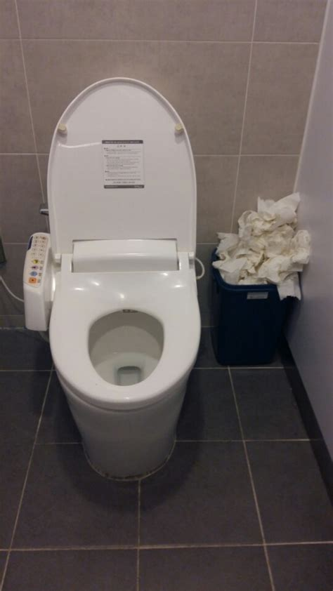 Bidet In Korea by Problems With Korean Toilets