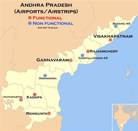 Andhra Pradesh Search List Of Airports In Andhra Pradesh