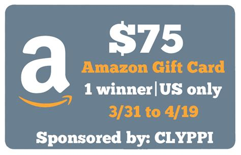Giveaways Hosted By Amazon - 75 amazon gc giveaway hosted by clyppi ends 04 19 15 it s free at last