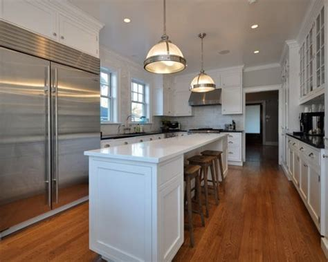 long narrow kitchen design long narrow kitchen home design ideas pictures remodel